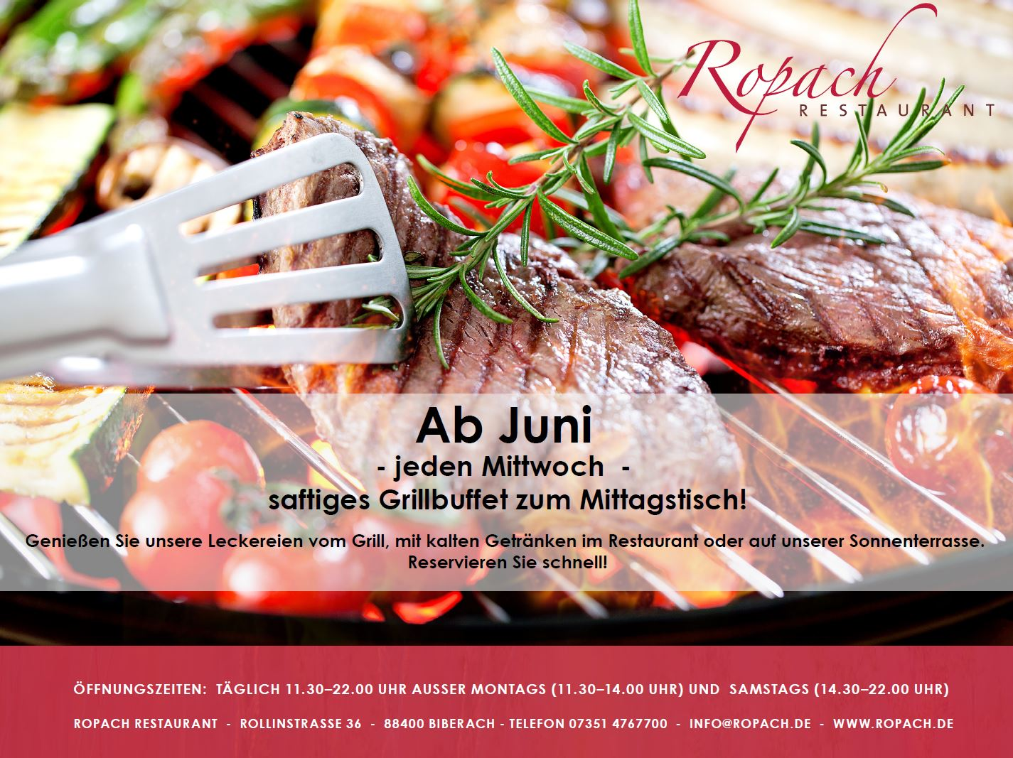Grill Ropach2018